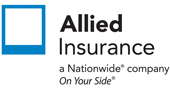 Allied Insurance a Nationwide company On Your Side Logo